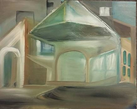 Street Scene by Gregory Dallum
