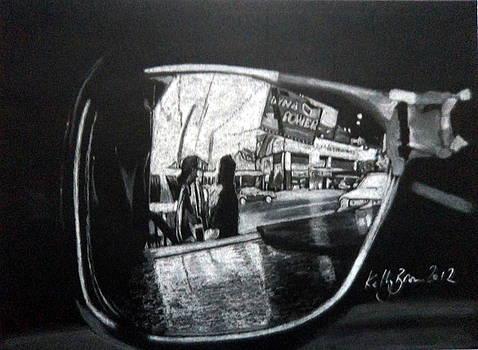 Street Scene by Skyrah J Kelly