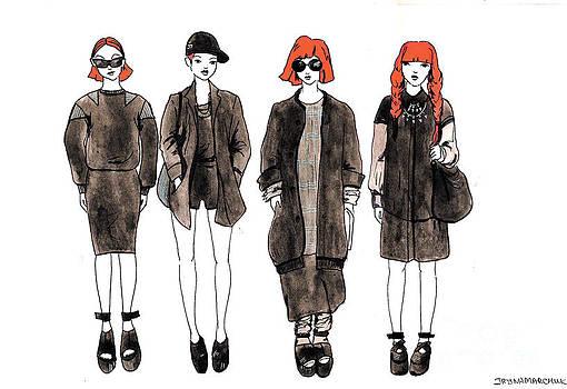Street Style by Iryna Marchuk