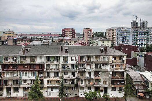 Street view by Gouzel -