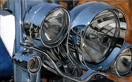 Streetlights by Jack Atkins