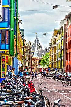 Pravine Chester - Streets of Amsterdam