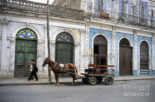 James Brunker - Streets of Cienfuegos