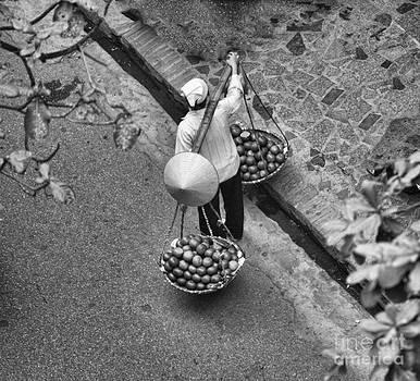 Chuck Kuhn - Streets of Hanoi 8