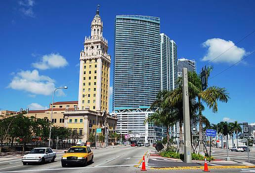 Ramunas Bruzas - Streets of Miami