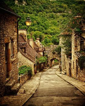 Streets of Rocamadour by Studio Yuki