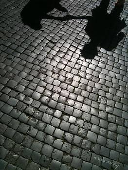 Streets of Rome  by Natalya Karavay