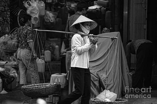 Chuck Kuhn - Streets of Saigon III