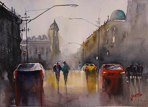 Streettalk by Jan Min