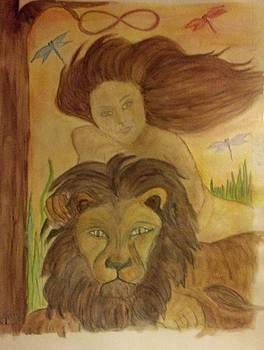 Strength  by Michelle  Thomann-Ramirez