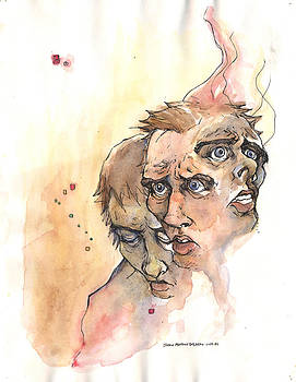 Stress Anxiety Depression by John Ashton Golden