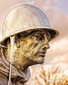 Christopher Holmes - Stress of Korean War