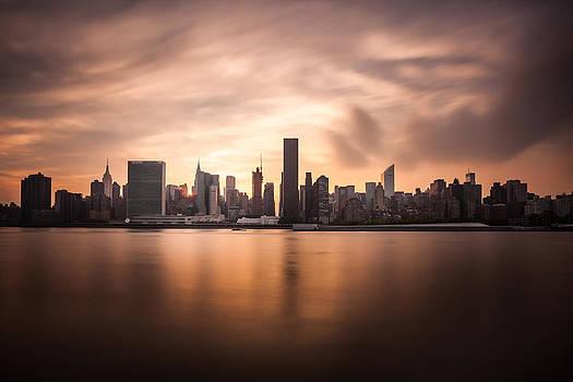 Strewn Skies by Tim Drivas