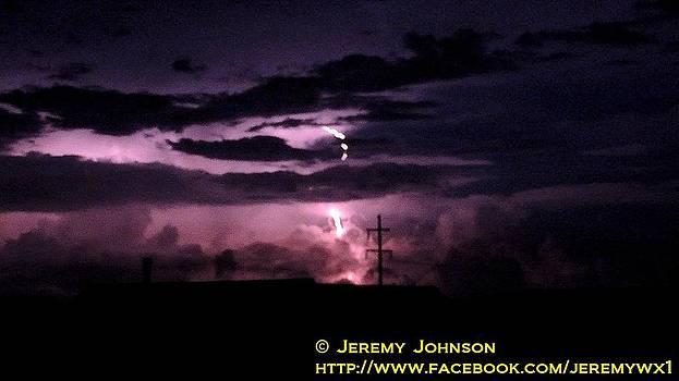 Strike One by Jeremy Johnson