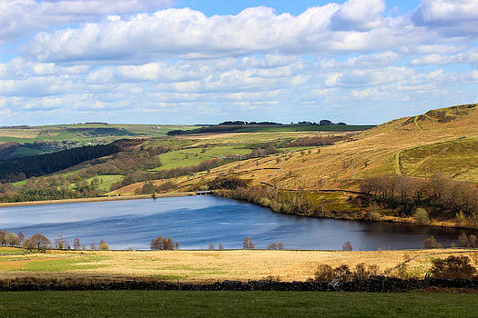 Strines Reservoir by Jabbar Jamil