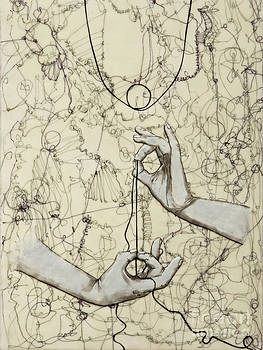 String Theory - This Moment by Andrea Benson