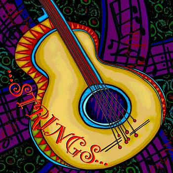 Strings by Mary Eichert