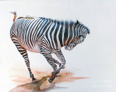 Stripes III by Patricia Henderson