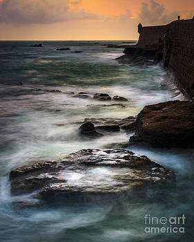 Stronghold Cadiz Spain by Pablo Avanzini