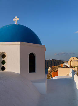 Structures Greece Santorini 03 by Sentio Photography