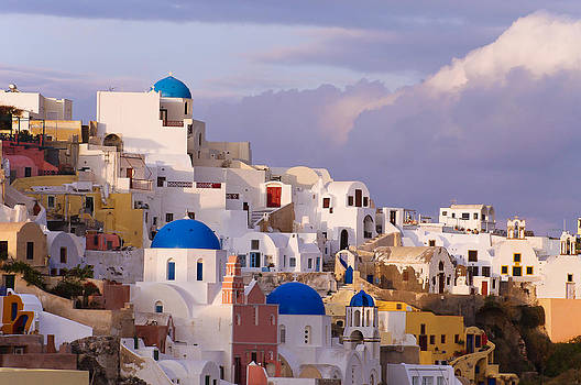 Structures Greece Santorini 07 by Sentio Photography