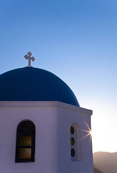 Structures Greece Santorini 11 by Sentio Photography