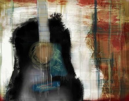 Strum Love by M Marie Art