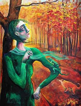 Stubbornness by Elisheva Nesis