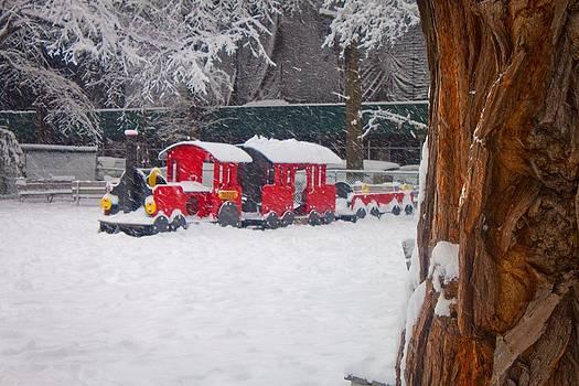 Stuck Train by Richie Stewart