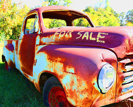 Studebaker For Sale by Pam Carter