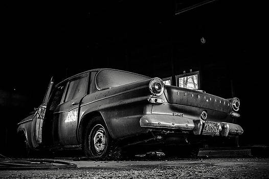 Off The Beaten Path Photography - Andrew Alexander - Studebaker