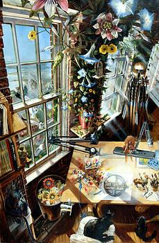 Studio in Duluth by Lynette Yencho