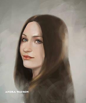 Study by Andra Watson