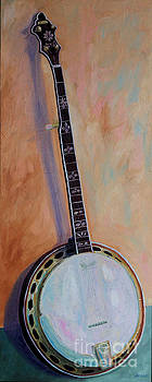 Study of a Banjo by Todd Bandy