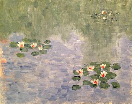 Studying Impressionism by Pamela Kilgus