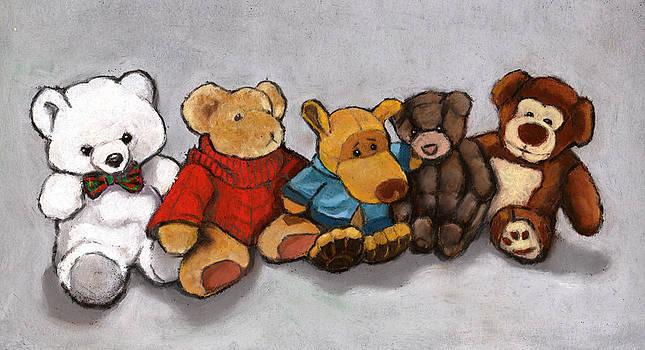 Joyce Geleynse - Stuffed Animal Friends