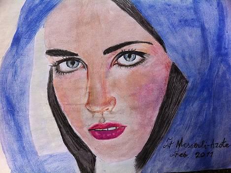Stunning beauty by Fladelita Messerli-