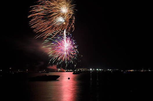 Larry Peterson - Sturgeon Bay Fireworks