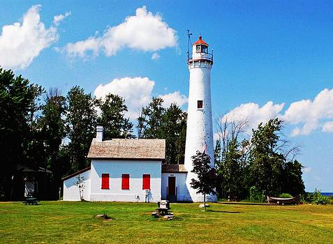 Gary Wonning - Sturgeon Point Light House