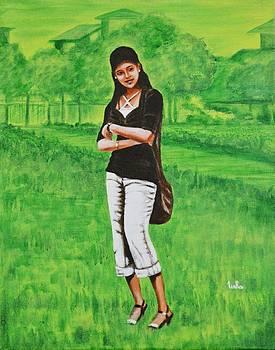 Usha Shantharam - Stylish Miss