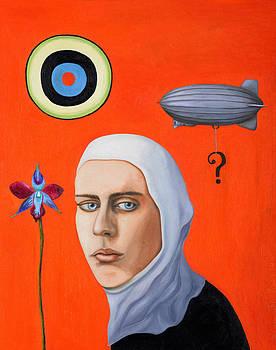 Leah Saulnier The Painting Maniac - Subconscious