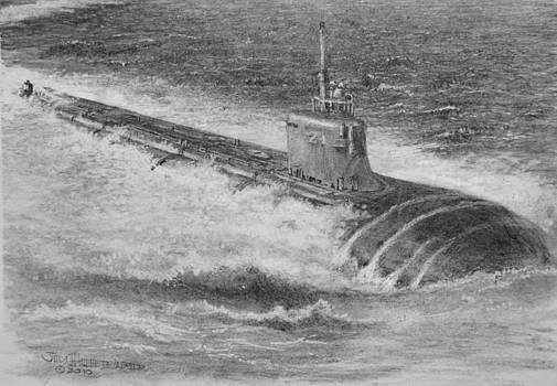 Jim Hubbard - submarine