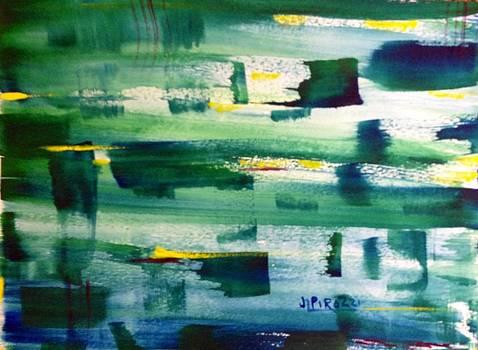 Submerged by Janet  Pirozzi
