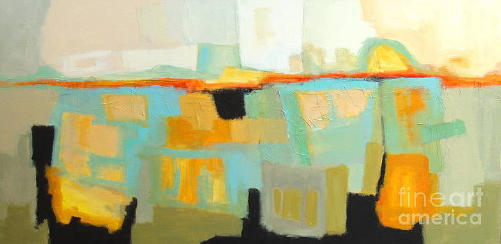 Subtle Day II by Virginia Dauth
