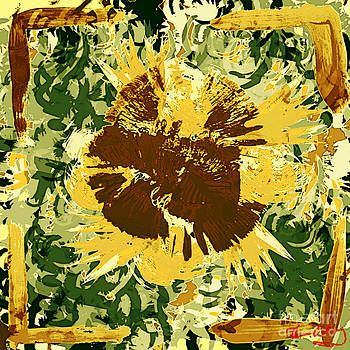 Subtle Sunflower by Thomas OGrady