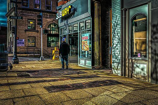 Subway Sunrise by Bob Orsillo