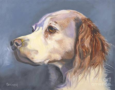 Such a Spaniel by Susan A Becker