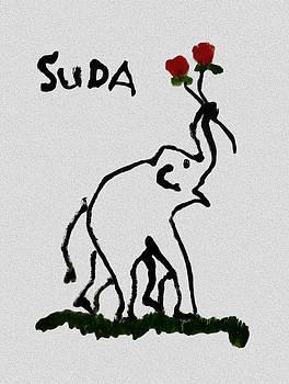 Phongsri Smeaton - Suda Creations The Rose Oil