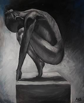 Suffering by Annamaria Shkurti