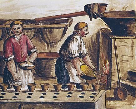 Sugar Refinery. Illustration By Jan Van by Everett